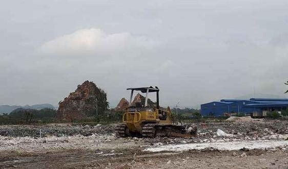 Dân từng chặn xe rác phản đối Nhà máy xử lý chất thải Minh Tân gây ô nhiễm