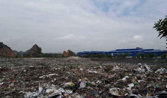 Hải Phòng: Liệu có làm ngơ cho sai phạm tại Nhà máy xử lý chất thải Minh Tân?