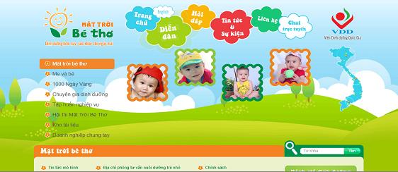 Phòng tư vấn dinh dưỡng Mặt trời bé thơ: Từ tư vấn trực tiếp đến đào tạo trực tuyến