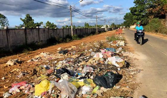 TP.Pleiku (Gia Lai): Mất cảnh quan từ các bãi rác tự phát