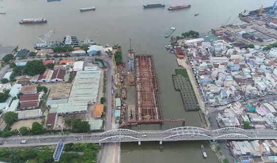 TP.HCM: Triển khai hàng loạt công trình chống ngập nước đến 2020