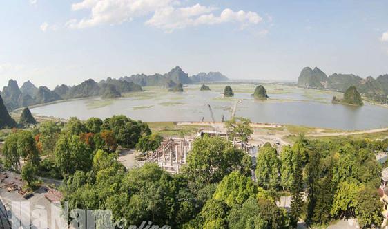 Bộ Xây dựng thẩm định đồ án Quy hoạch Khu DLQG Tam Chúc