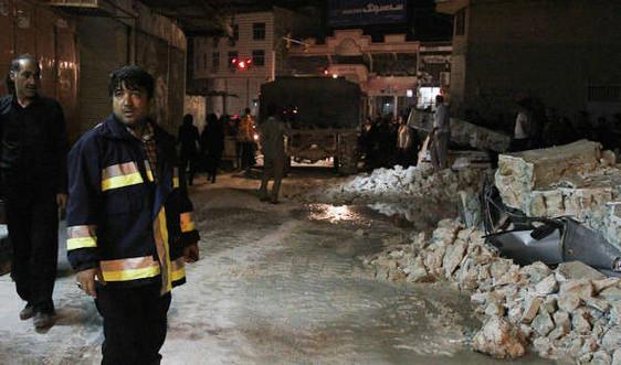 Động đất xảy ra ở phía Tây Iran, khoảng 75 người bị thương