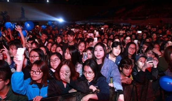 Hoa hậu H'Hen Niê tham dự Lễ hội âm nhạc BridgeFest 2019