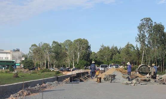 Quảng Ngãi: Xác định giá thu tiền sử dụng đất tại Khu TĐC kết hợp PTQĐ phục vụ cho dự án Xây dựng hệ thống đê bao Tịnh Kỳ