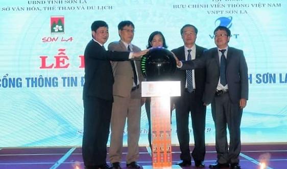 Khai trương Cổng thông tin điện tử du lịch thông minh tỉnh Sơn La