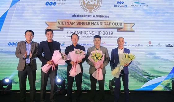 Hơn 80 Golfer chính thức trở thành thành viên CLB danh giá Vietnam Single Handicap