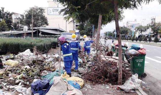 Đà Nẵng: Tổng vệ sinh môi trường đón Tết nguyên đán 2019