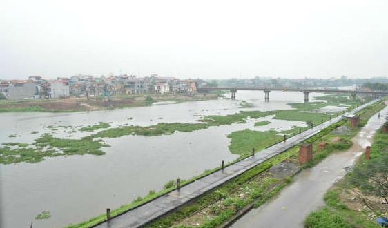 Hà Nội: Khẩn trương đề xuất chương trình bảo vệ môi trường lưu vực sông Nhuệ - Đáy