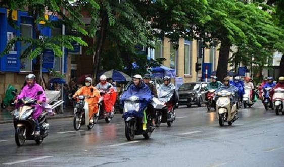 Thời tiết ngày 12/2: Bắc Bộ mưa nhỏ vài nơi, Nam Bộ nắng nóng