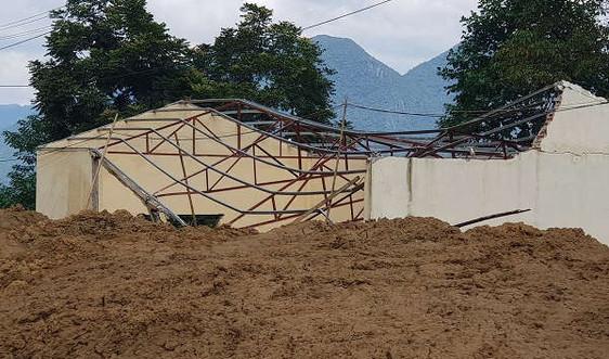 Thanh Hóa: Hoàn thành việc bố trí nhà ở cho hộ dân bị thiệt hại do mưa, lũ năm 2018