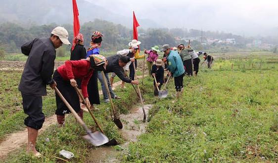 Sơn La: Nhân rộng mô hình Ngày về cơ sở giúp người dân thực hiện tiêu chí môi trường