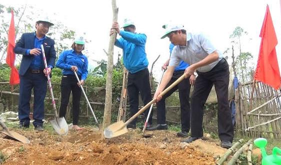 Sơn La: Nhiều hoạt động thiết thực hưởng ứng Tháng thanh niên tình nguyện 2019