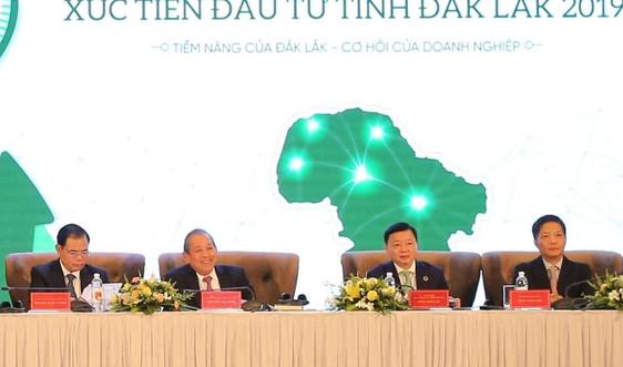 Phó Thủ tướng Thường trực Trương Hòa Bình chủ trì Hội nghị xúc tiến đầu tư Đắk Lắk 2019