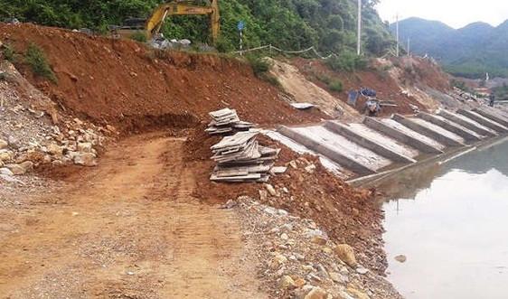 Đà Nẵng: Đầu tư Kè chống sạt lở tả ngạn sông Cu Đê trên địa bàn quận Liên Chiểu