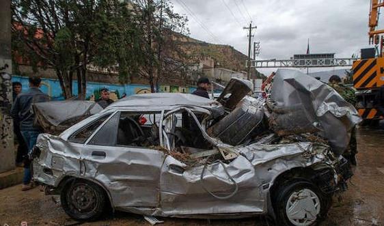 Lũ lụt ở miền Nam Iran: Ít nhất 18 người chết, gần 100 người bị thương