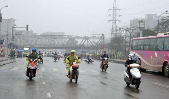Thời tiết ngày 29/3: Hà Nội mưa dông, cảnh báo lốc, sét và gió giật mạnh
