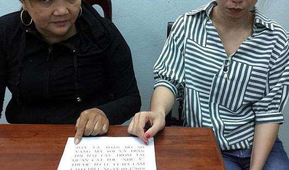 Quảng Nam: Công an làm rõ hành vi nhiều người mất tài sản khi vào quán cắt tóc thư giãn Như Ý