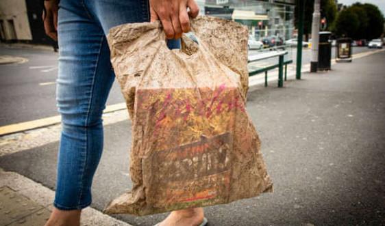 Túi nhựa sẽ phân hủy trong điều kiện thích hợp
