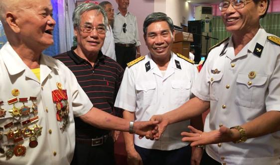 Kỷ niệm 64 năm Ngày thành lập Quân chủng Hải quân(7/5/1955 - 7/5/2019): Mãi vang vọng một thời hoa lửa