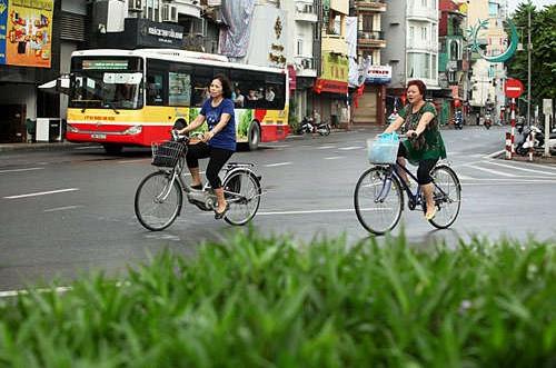 Dự báo thời tiếtngày 9/5: Hà Nội có mưa, trời mát