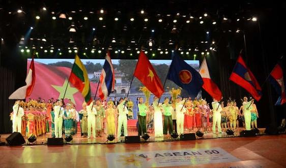 Tổ chức Liên hoan âm nhạc ASEAN 2019
