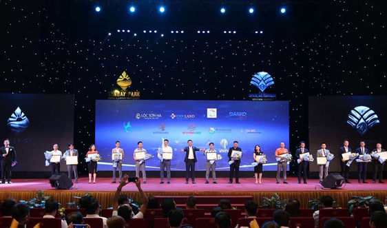 Tập đoàn Crystal Bay cùng các đối tác chính thức ra mắt dự án SunBay Park Hotel & Resort Phan Rang