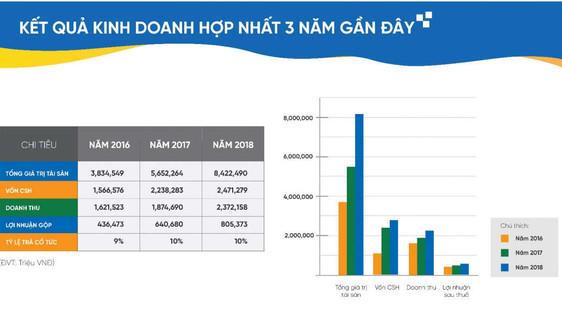 Tái cấu trúc - Chặng đường bứt tốc trở thành TOP 250 VNR của Tập đoàn CEO