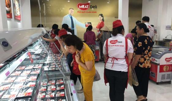Thịt nhập tăng mạnh, thịt nội nâng tầm tiêu chuẩn châu Âu