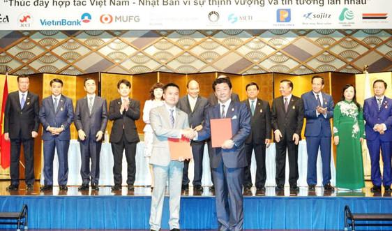 Lễ ký Biên bản ghi nhớ giữa Petrolimex và Tập đoàn JXTG, JCCP