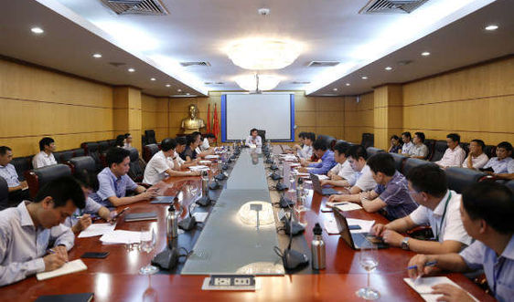Tập trung chuẩn bị cho Hội nghị giao ban vùng phía Nam năm 2019