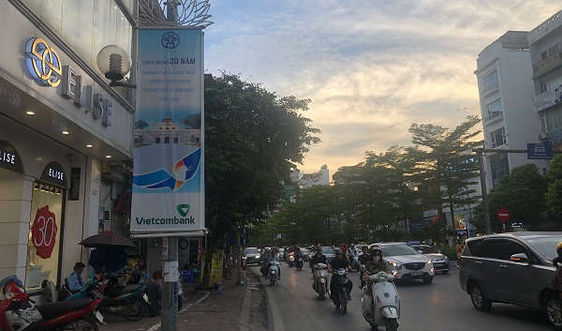 Hà Nội: Chất lượng không khí tốt lên nhờ nền nhiệt cao