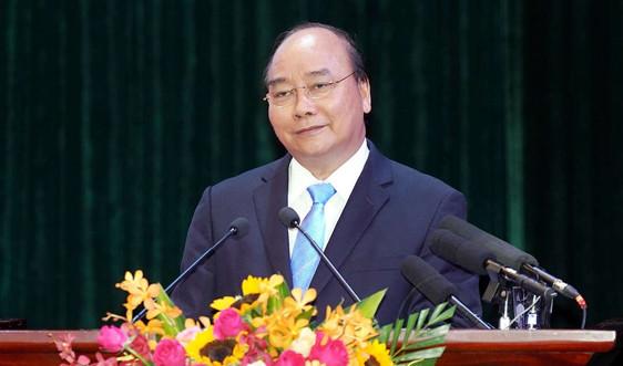 Thủ tướng Nguyễn Xuân Phúc dự Hội nghị Xúc tiến đầu tư, thương mại và du lịch Lào Cai năm 2019
