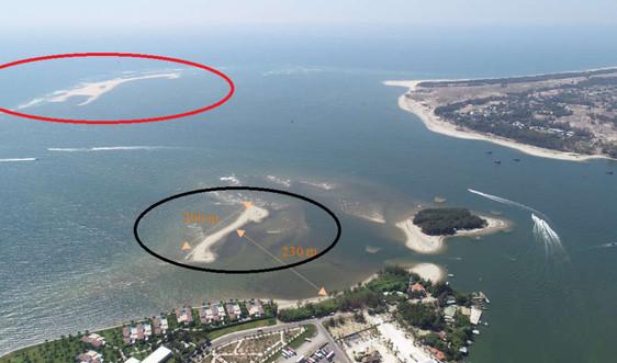 Quảng Nam: Tìm lời giải cho những đảo cát mới nổi tại biển Cửa Đại