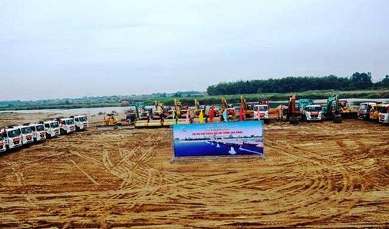 Làm rõ những nghi vấn về ĐTM của Dự án đập dâng sông Trà Khúc