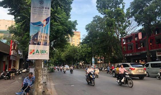 Hà Nội: Chất lượng không khí khu vực Hoàn Kiếm đang được cải thiện
