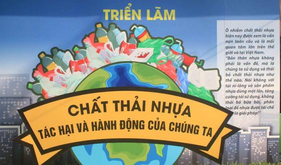 TP.HCM: Đồng lòng chống rác thải nhựa