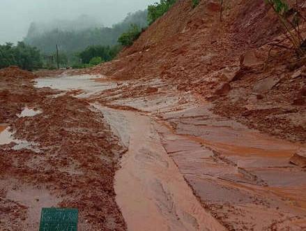 Sơn La thiệt hại hơn 1,8 tỷ đồng do ảnh hưởng bão số 4