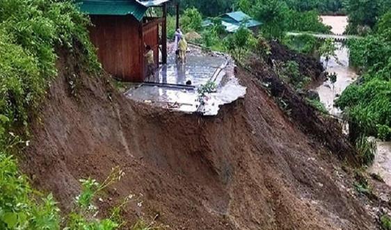 Dự báo thời tiết ngày 18/9: Cảnh báo lũ quét và sạt lở đất khu vực tỉnh Hà Giang, Lào Cai