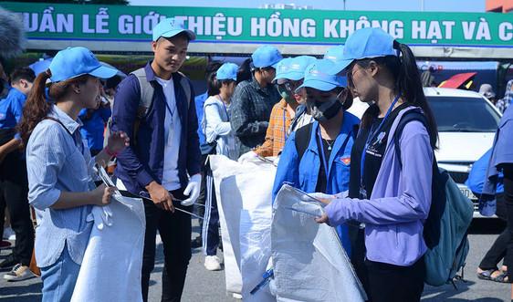 Cùng chung tay dọn sạch các bãi rác tự phát của Hà Nội