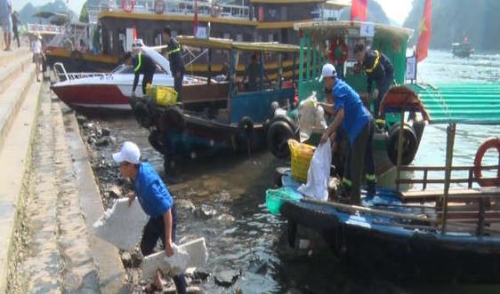 Đa dạng hóa giải pháp kiểm soát ô nhiễm quần đảo Cát Bà