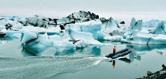 Đại dương và vùng băng giá trên Trái đất đang trả giá cho sự nóng lên toàn cầu