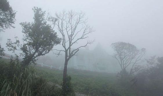 Thời tiết ngày 29/9: Đông Bắc Bộ sáng sớm có sương mù và sương mù nhẹ rải rác