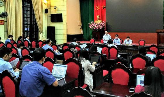 Gia Lâm cấp trên 7.000 Giấy chứng nhận QSDĐ sau dồn điền đổi thửa