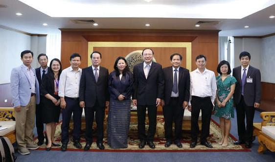 UNEP đồng hành cùng Bộ TN&MT trong Năm Chủ tịch ASEAN 2020
