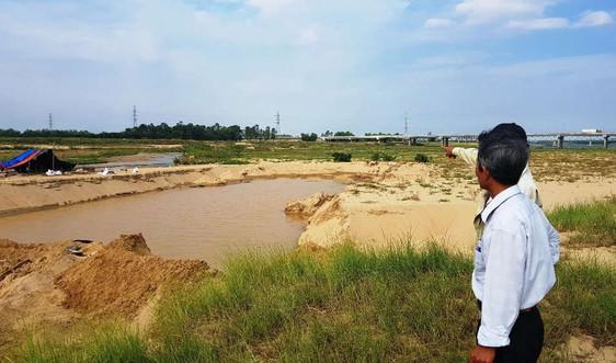 Quản lý khai thác cát sỏi lòng sông ở Nam Trung bộ: Còn nhiều lỗ hổng