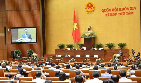 Quốc hội nghe về đề xuất tăng lương cơ sở lên 1,6 triệu đồng/tháng