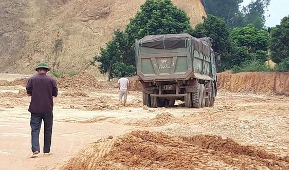 Lạng Sơn: Chấm dứt hoạt động cải tạo, phục hồi môi trường ở Hữu Lũng và Chi Lăng