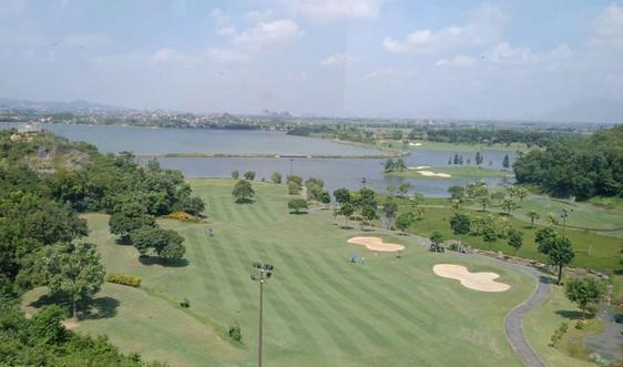Sẽ sớm cắm mốc giới tại dự án sân Golf hồ Yên Thắng