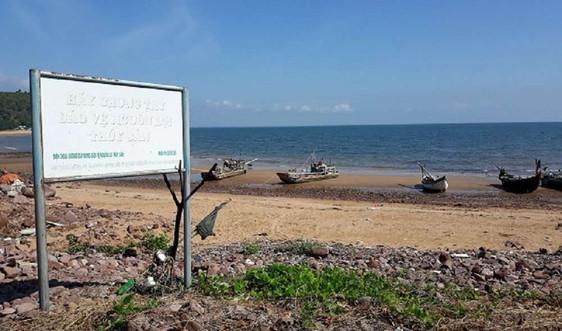Nghệ An: Chậm lập hành lang bảo vệ bờ biển